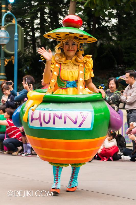 Hunny pot girl