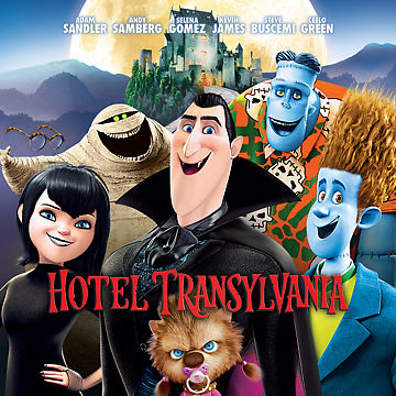 Hotel Transylvania (3D) - Video Store Update