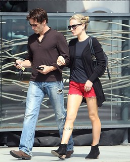 Anna Paquin Ankle Boots Celebrity Style Women's Fashion
