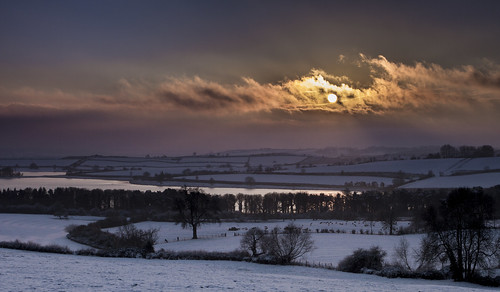 Welland Valley Winter