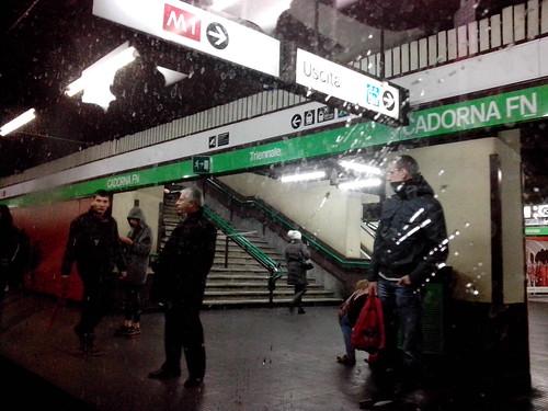 Finestra Metro Verde, Cadorna FN by Ylbert Durishti