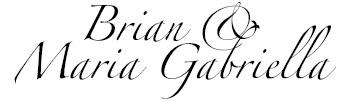 brian maria gabriella signature