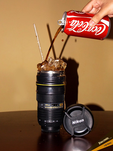 Nikon Lens - Cocacola (Thermo) by Jo5luis