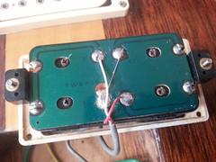 micro humbucker TWB 20