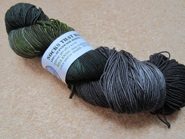 STR yarn from Beki