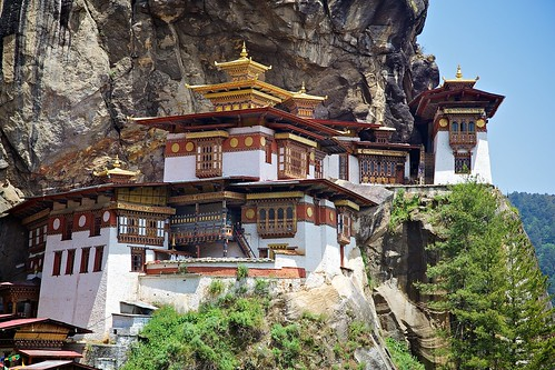 Friday Pic: Bhutan, the happiest country of the World