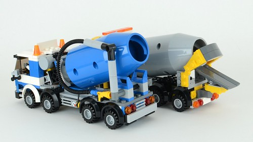 60018 Cement Mixer