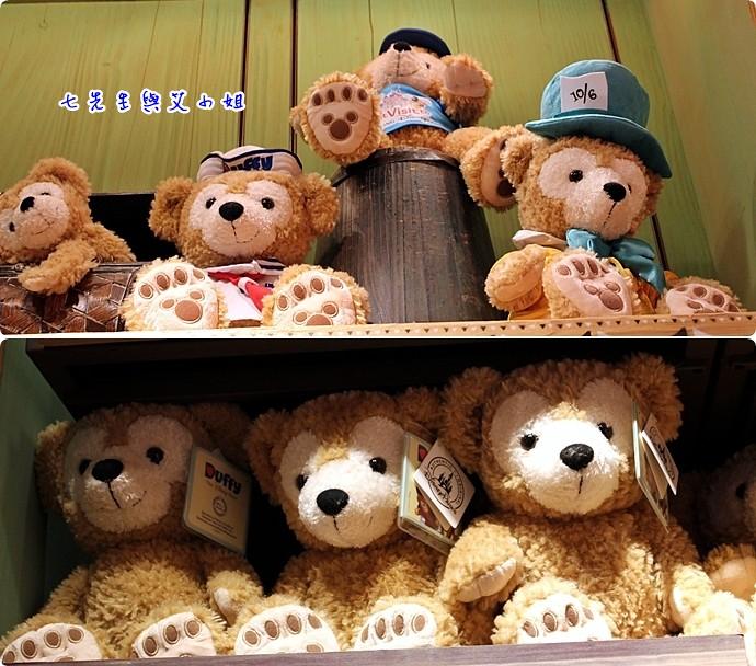 20 達菲熊