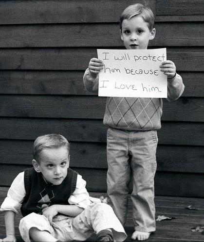 Això es amor.