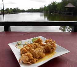 Restoran Kolam Pancing Warung Akame @ Benoa - Bali [http://esdelima.blogspot.com]