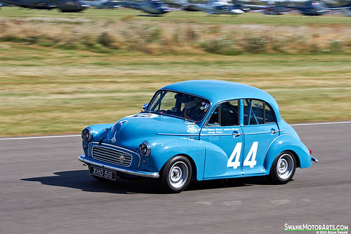 1959 Morris Minor by autoidiodyssey