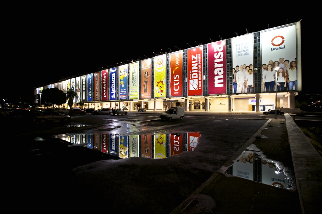 Shopping Conjunto Nacional - Brasília  024a17a778d4a