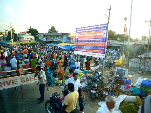 India, mercado