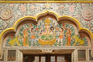 Image of Mehrangarh near Jodhpur. religion shiva inde jodhpur meherangarh hindouisme dalbera