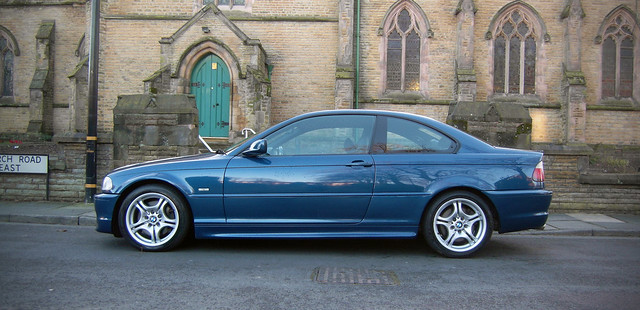 17 Style 68 S With Sportlines Wheels And Tyres E46 E46 Zone Forum