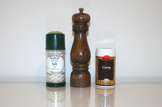 11 - Zutat Gewürze / Spices