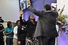 1er Servicio de Sanidad y Milagros - Domingo 27 de enero 2013