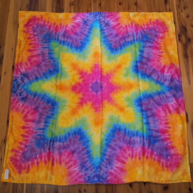 orange star blanket 0113