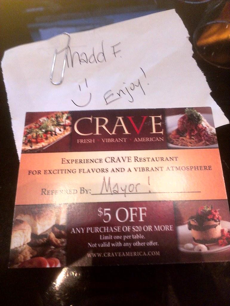 Crave Cincinnati