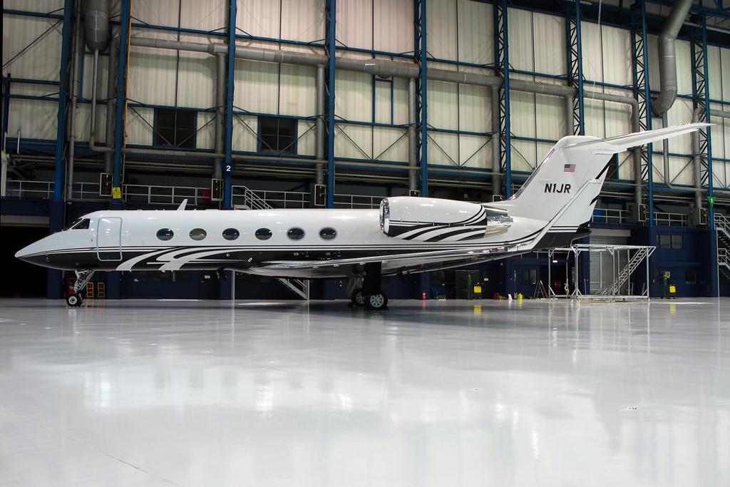 N1JR - GLEX - Executive Jet Management