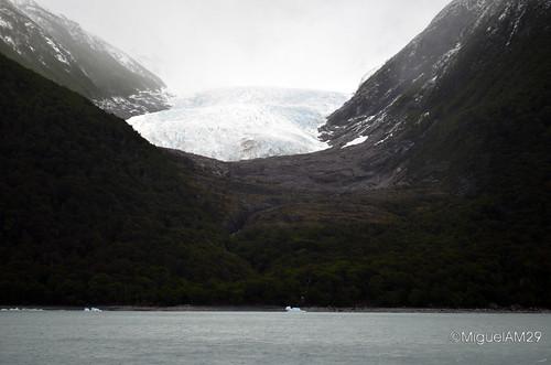 Patagonia: Parque Nacional de los Glaciares (Glaciar Seco)