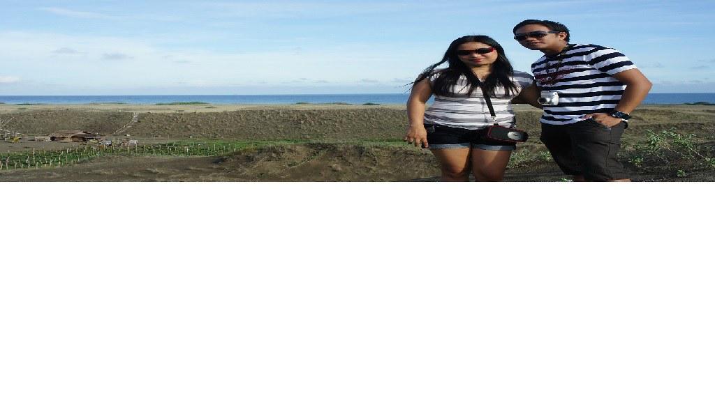 Sand Dunes of Ilocos Norte