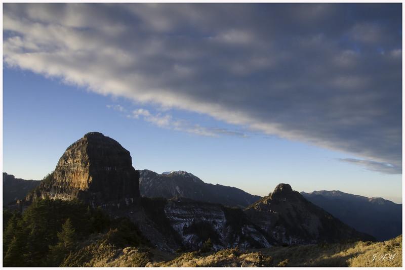 世紀奇峰-大霸尖山