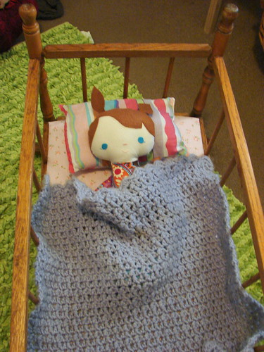 Doll bed 1