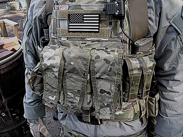 Crye M4 Mags