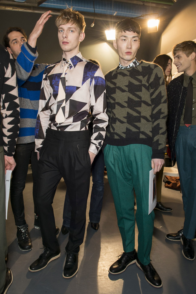 FW13 Paris Paul Smith131_Thomas Penfound, Noma Han(fashionising.com)
