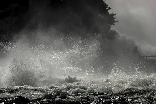 Rheinfall by Zdenek Papes