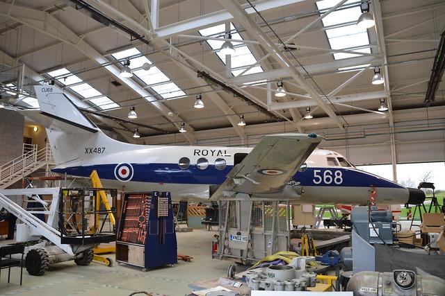 XX487/568-CU68 Jetstream T.2
