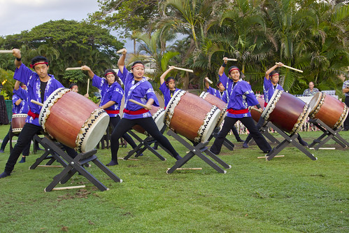 064_Maui-Jazz-&-Blues-Festival_Taiko-Drummers_Darris-Hurst_Mauitime