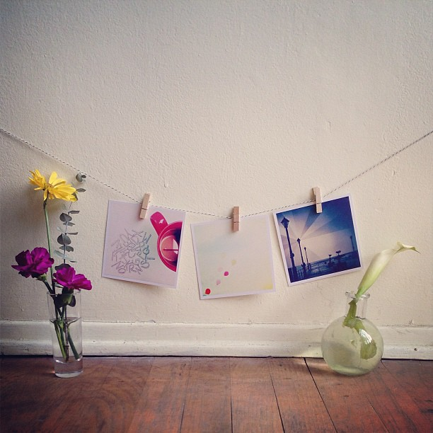 Instagrammed postcards! A study in Still Life