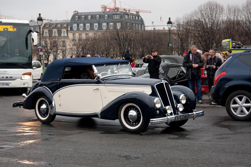 1949 Salmson S4-61 Cabriolet