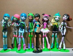 Monster High Roller Maze Collection!