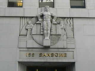 former San Francisco Stock Exchange