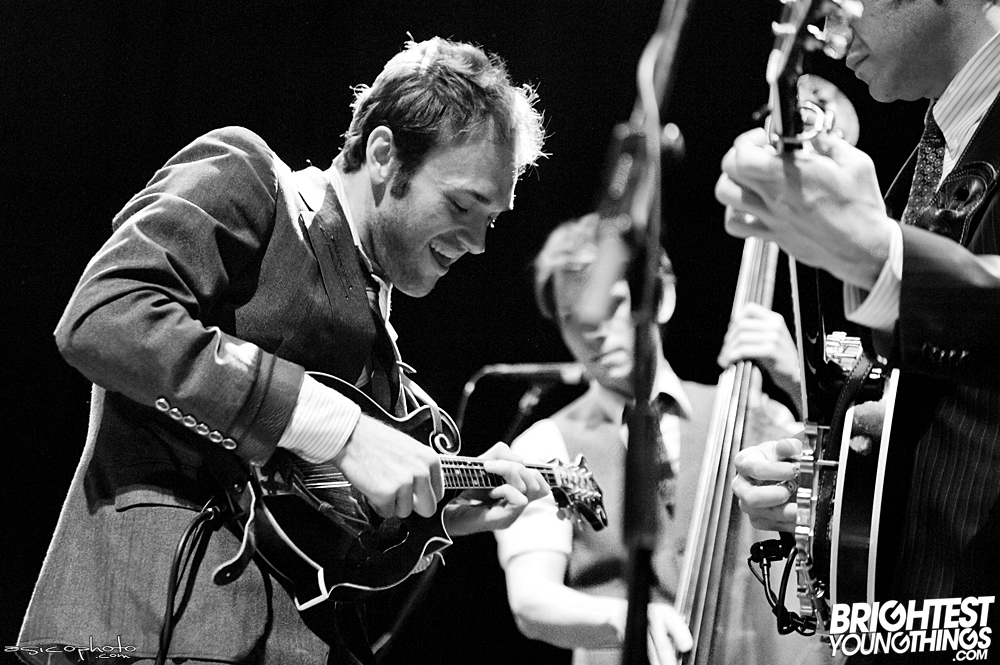 Punch Brothers Beyonce Punch Brothers May be Thile's