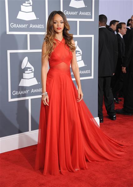 Rhianna Grammy's