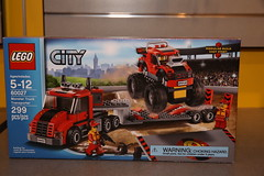 60027 Monster Truck Transporter 2