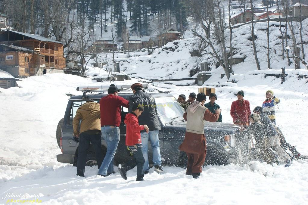 Muzaffarabad Jeep Club Neelum Snow Cross - 8470738035 b793ab34ed b
