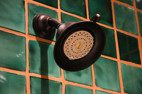 La Posada - Room 241 (Emilio Estevez) - Showerhead