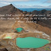 Maori Blessing and Emerald Lakes - Tongariro Crossing, New Zealand