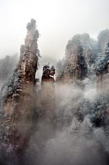 Zhangjiajie  張家界 2012
