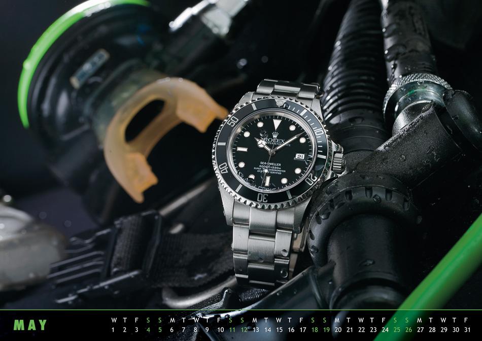 Horlogefotograaf Calendar 2013
