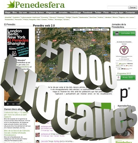 +1000 blocaires a la Penedesfera