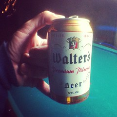 Walter's Premium Pilsner