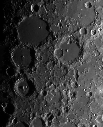 Alphonsus, Arzachel and Ptolemaeus - 2009082013-02-18_18-03-18 by Mick Hyde