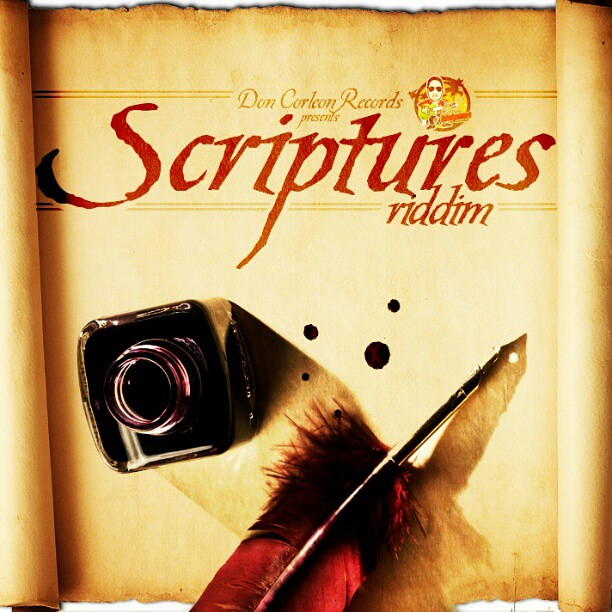 SCRIPTURES RIDDIM COVER