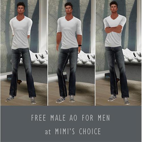 FREE AO FOR MEN @ MIMI'S by mimi.juneau *Mimi's Choice*